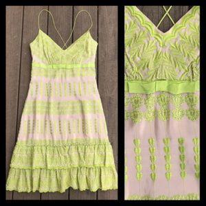 Tracy Reese NY Stunning Silk Dress